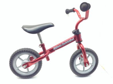 bicicleta criança chicco red bullet