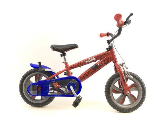 bicicleta criança spiderman ultimate