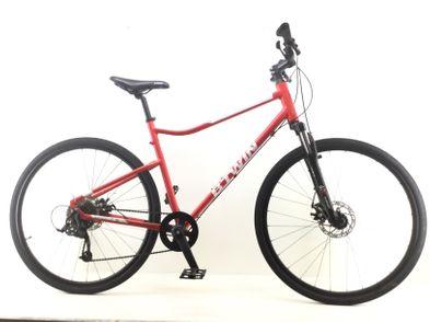 bicicleta de estrada b twin riverside 500