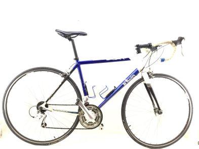 bicicleta de estrada b twin sport 2