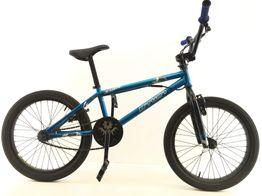 bicicleta de estrada btwin xup blue