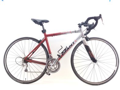 bicicleta de estrada giant tcr compact road