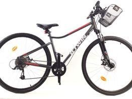bicicleta de montanha btwin riverside 500