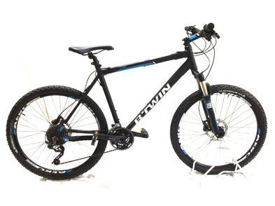 bicicleta de montanha btwin rockrider 560