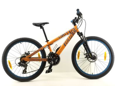 bicicleta de montanha scott voltage