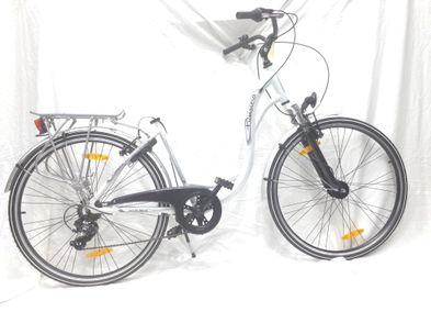 bicicleta de passeio outro primavera alloy 7005