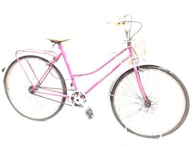 bicicleta de passeio outro on road lady