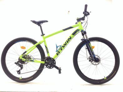 bicicleta montaña b twin 520