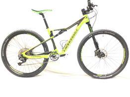 bicicleta montaña cannondale 2017