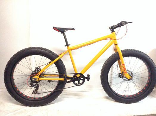 bicicleta montaña otros fat d15