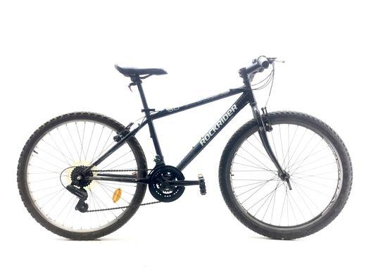 bicicleta montaña rockrider 5.0