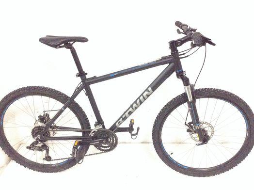bicicleta montaña rockrider bt win 500