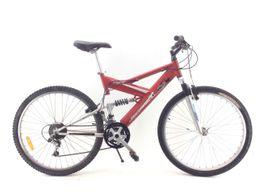 bicicleta montaña rockrider full frame