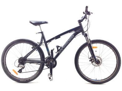 bicicleta montaña rockrider rr 5.2
