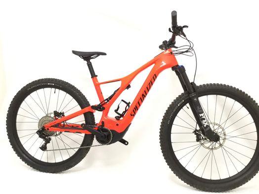 bicicleta montaña specialized levo turbo fsr carbo