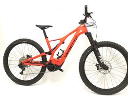 bicicleta montaña specialized levo turbo fsr carbo