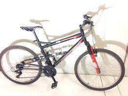 bicicleta montaña topbike fs45