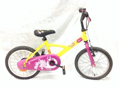 bicicleta niño b twin fleur