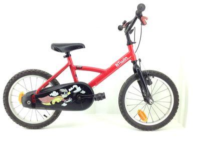 bicicleta niño b twin hiper hero