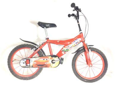 bicicleta niño otros lightning mc queen