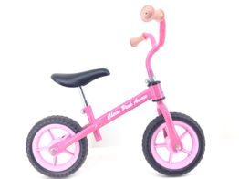 bicicleta niño chicco pink arrow
