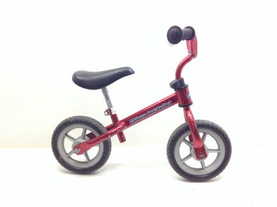 bicicleta niño chicco roja