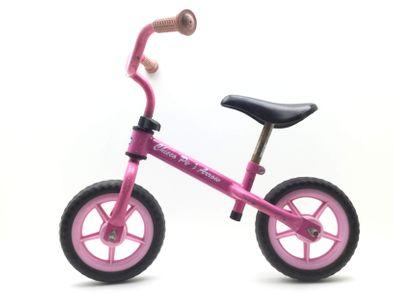 bicicleta niño chicco rosa