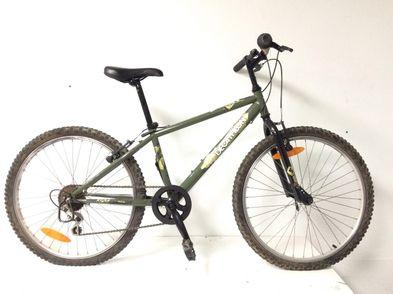 bicicleta niño otros verde