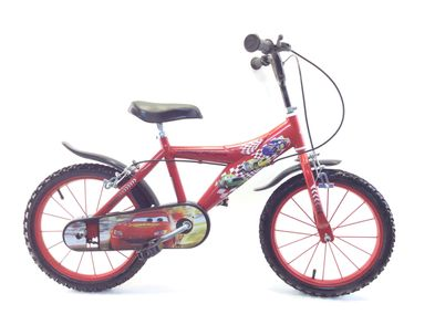 bicicleta niño otros mc queen