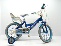 bicicleta niño disney frozen