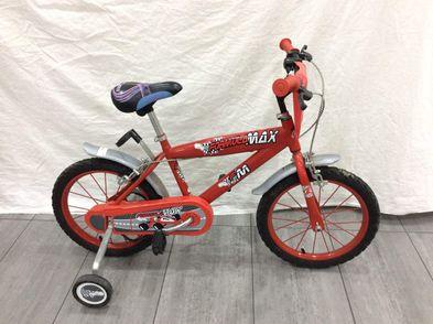 bicicleta niño otros max formula fm