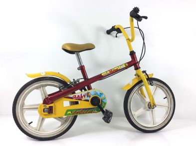 bicicleta niño otros baby 2000