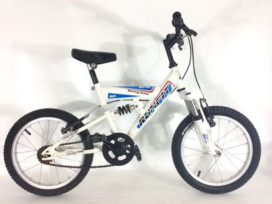 bicicleta niño otros racing team