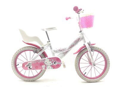 bicicleta niño otros charming kitty