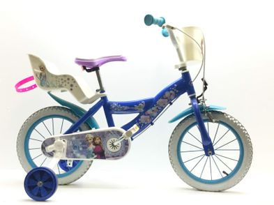 bicicleta niño otros frozen