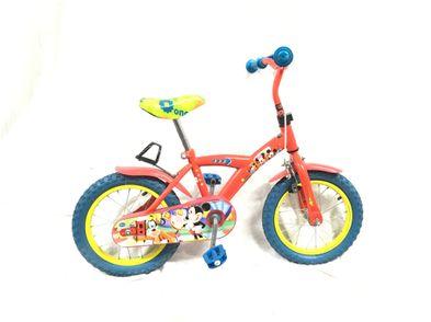 bicicleta niño otros mickey