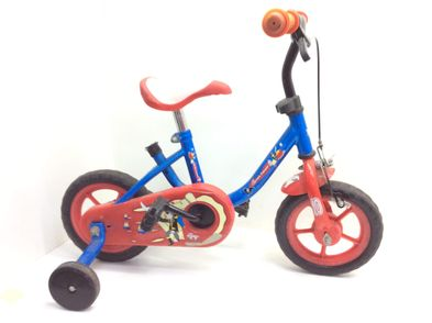 bicicleta niño otros capitain espada