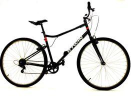 bicicleta paseo btwin riverside 100