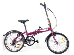 bicicleta plegable b twin hoptown 5
