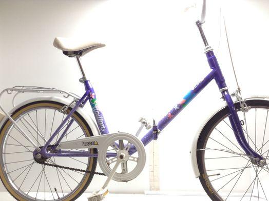 bicicleta plegable orbea papillon
