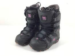 botas snowboard dc shoes negro talla 40