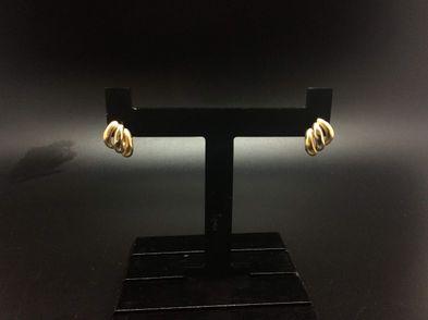 brincos ouro 19k (ouro 19k)
