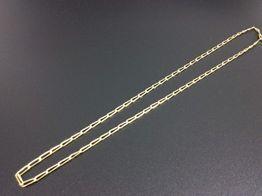 cadena oro 18k 31cm