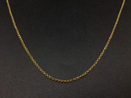 cadena plata 925mm 22cm