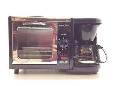 cafetera goteo sogo breakfast maker
