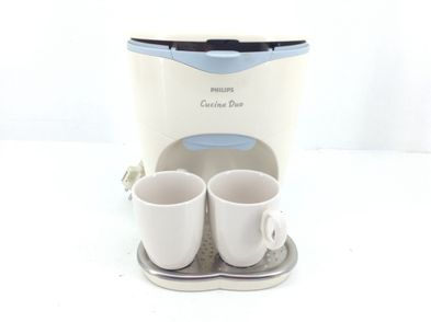 cafetera philips duo