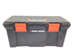 caixa de ferramentas black and decker sem modelo