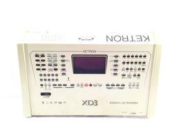 caixa de ritmos ketron xd3