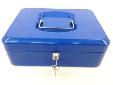 caja fuerte otros azul