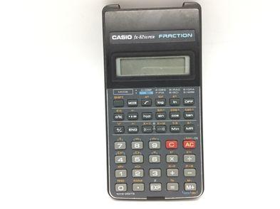 calculadora cientifica casio fraction